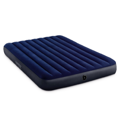 Nafukovací postel Air Bed Classic Downy Queen + kompresor